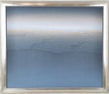 German Contemporary O/C Landscape