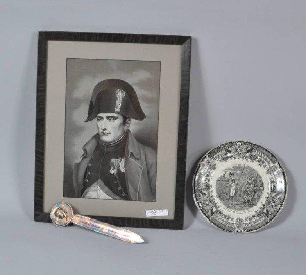 10: Three Napoleonic Items