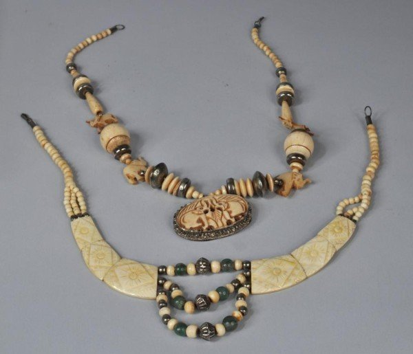 7: Two Chinese Style Necklaces