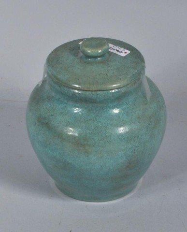 16: Pisgah Forest Pottery Jar
