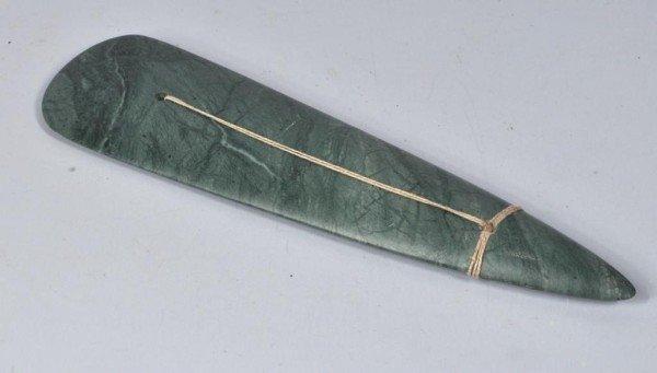 23: New Guinea Stone Spearhead