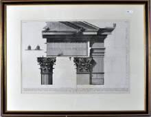 331: Two G. Paranesi Engravings