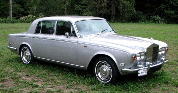 2: 1975 Rolls Royce Silver Shadow - Frank Dale Origin