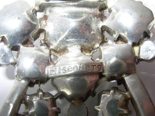 4: Eisenberg Paste Brooch - 3