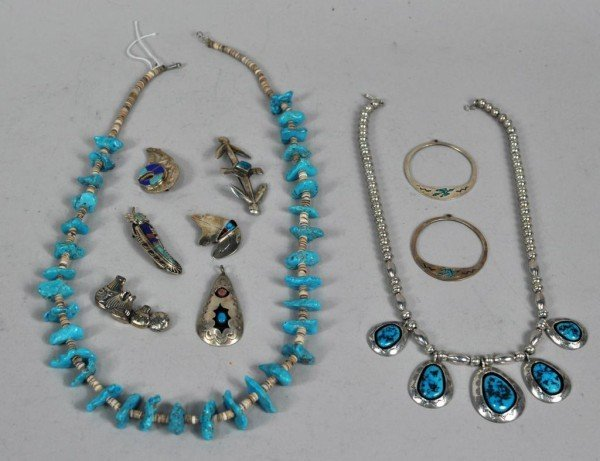 10: Ten Pieces of Native American Jewelry