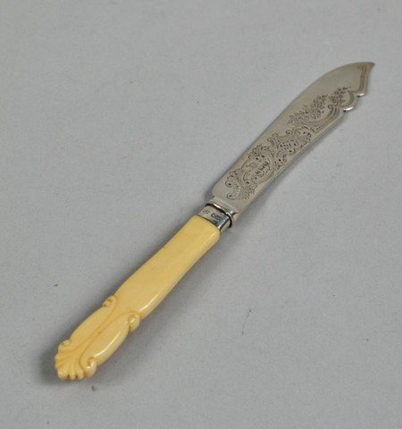 171: Two Sets of Victorian Fish Knives and Forks - 2