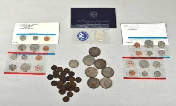 14: Nice Group of Collectible Coins