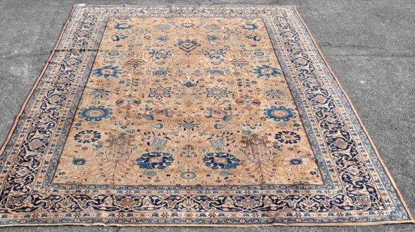 366: Oriental Rug - Indian All Over Design Carpet