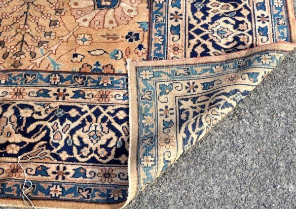366: Oriental Rug - Indian All Over Design Carpet - 2