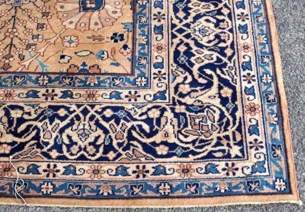 366: Oriental Rug - Indian All Over Design Carpet - 3