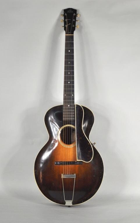 18: Gibson L-3 Archtop Guitar