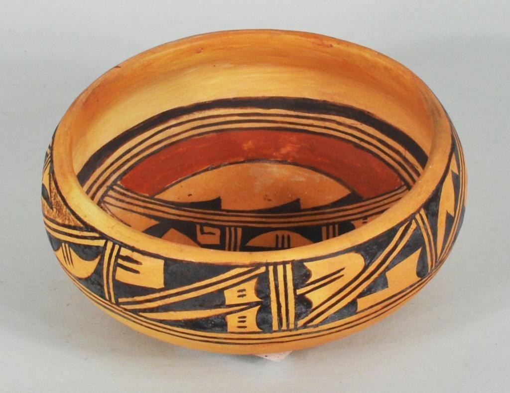 2: Hopi Pottery Bowl