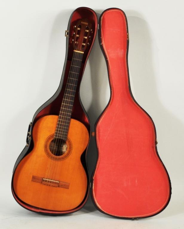 9: Yamaha Acoustic Guitar