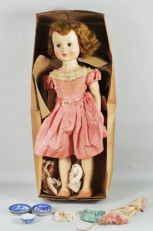 20: Large Madame Alexander Doll in Original Box