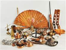 316: Large Group of Decorative Arts Items