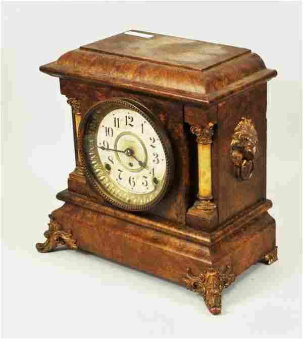 "Seth Thomas ""Adamantine"" Mantle Clock"