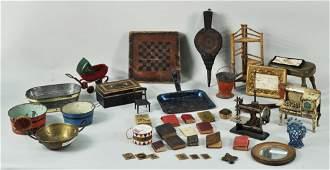 Group Dollhouse & Miniature Items