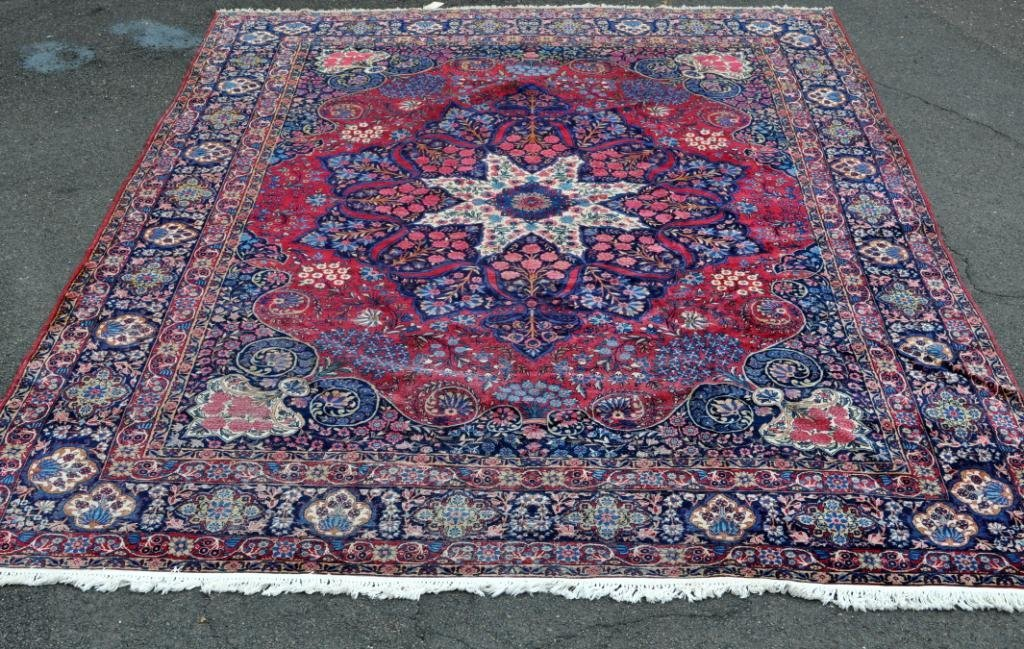 Persian Room Size Carpet