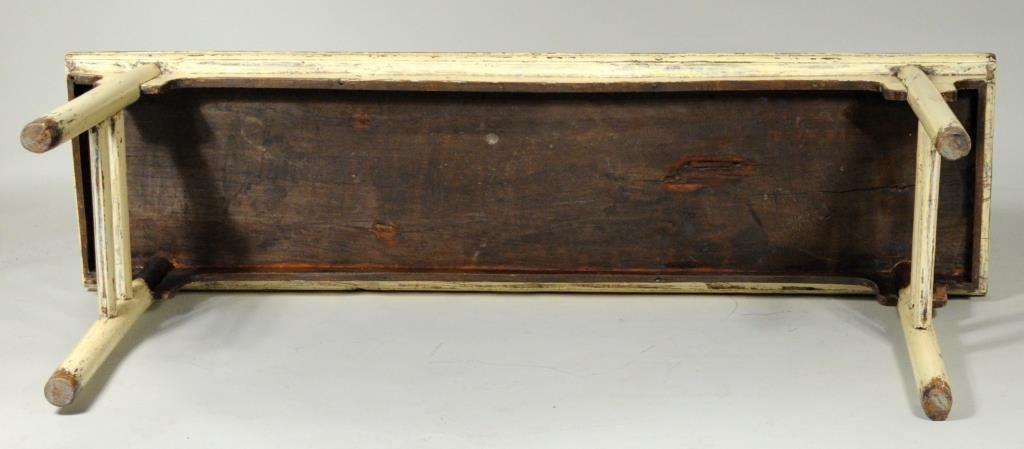 Chinese Wood Altar Table - 4