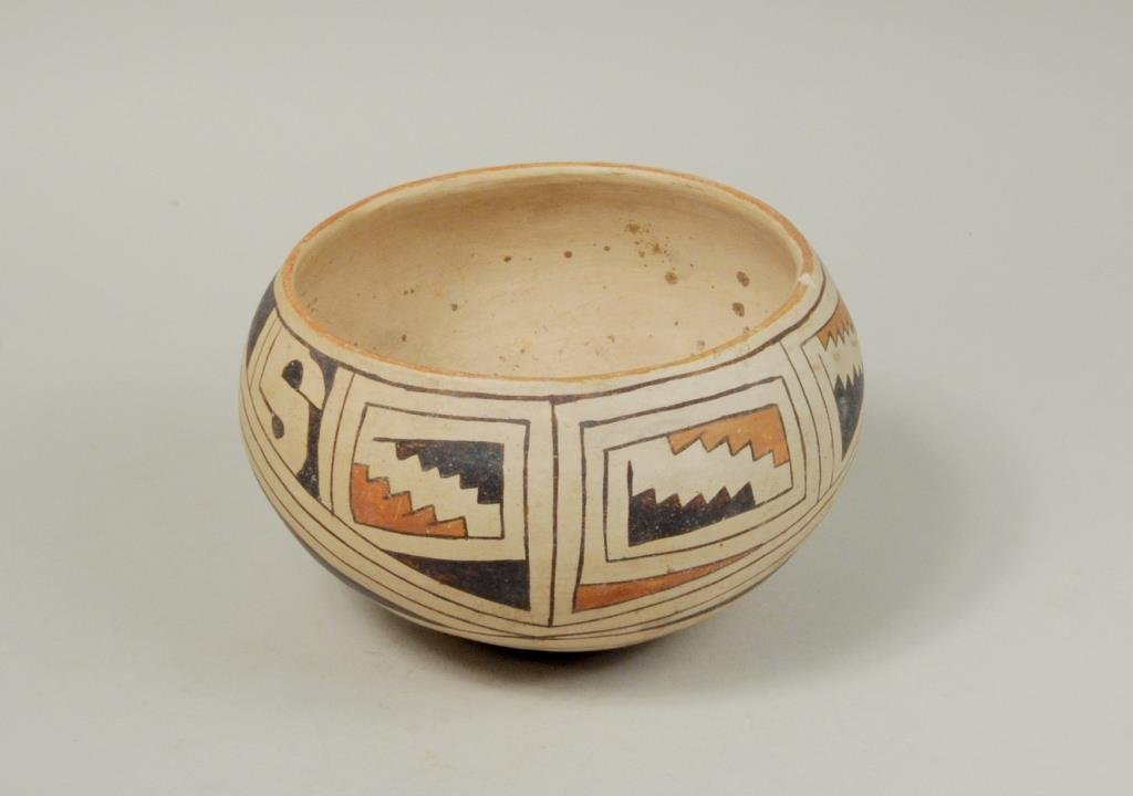 Prehistoric New Mexican Pottery Bowl