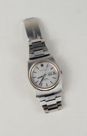 Vintage Men's 1970 Omega Constellation Watch