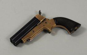 Sharps Derringer Revolver, Philadelphia