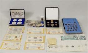 Collection Canadian Coins