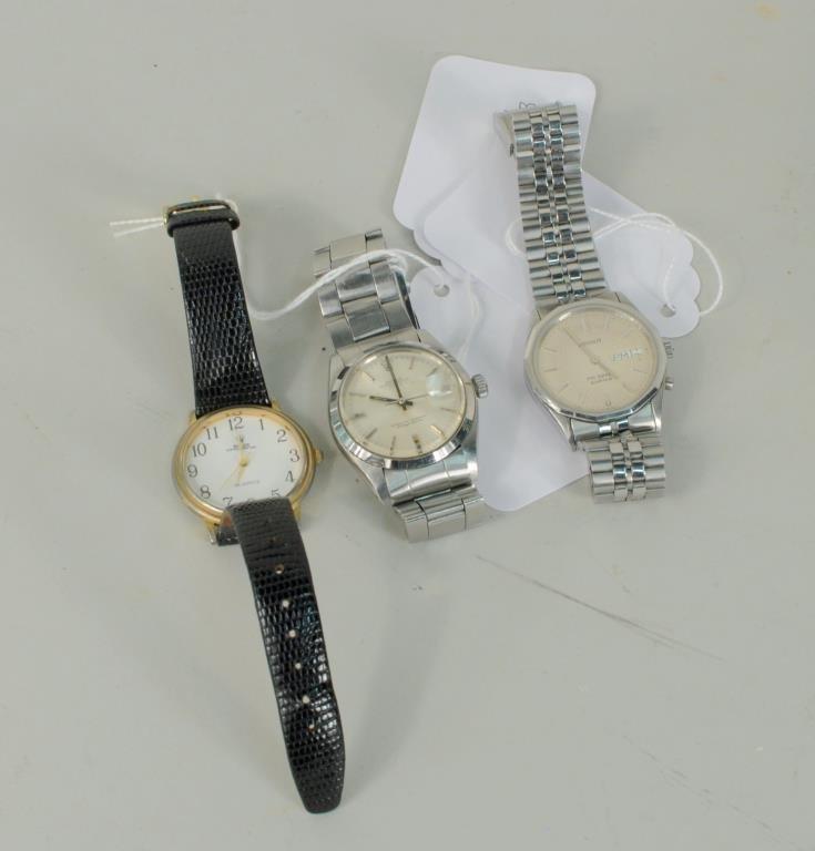 Rolex, Tissot Men's Watches