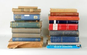 Antique Furniture Reference Books