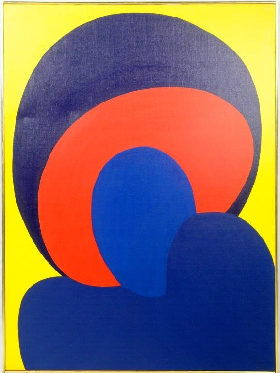 "Theo Hios ""Byzantine 1966-67 42"" O/C"