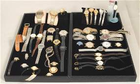 Large Lot of Vintage Watches