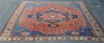 Room Size Persian Serapi Carpet