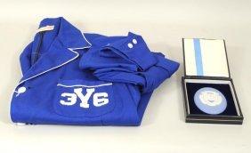 Two Yale Memorabilia Items