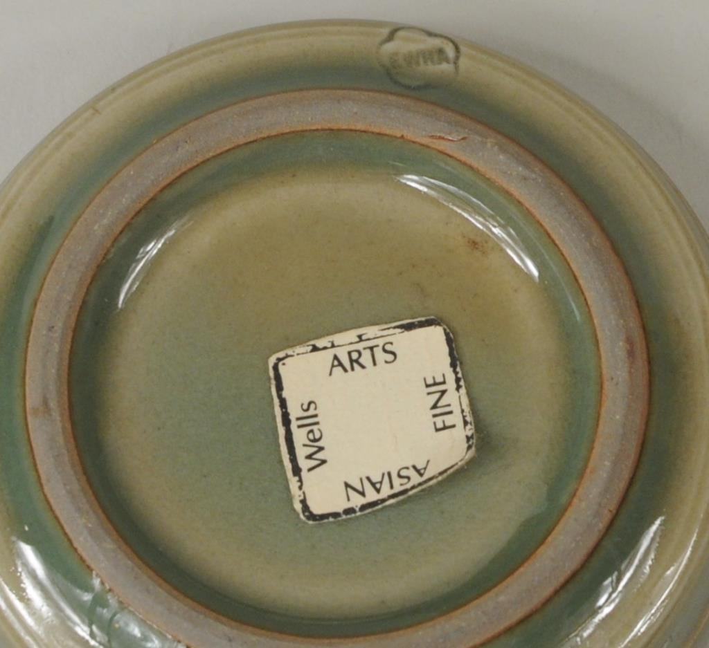 Three Small Chinese Porcelain Items - 7