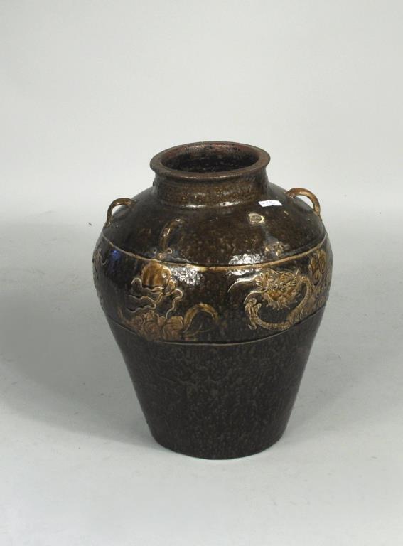 Large Chinese Tang Dynasty Jar