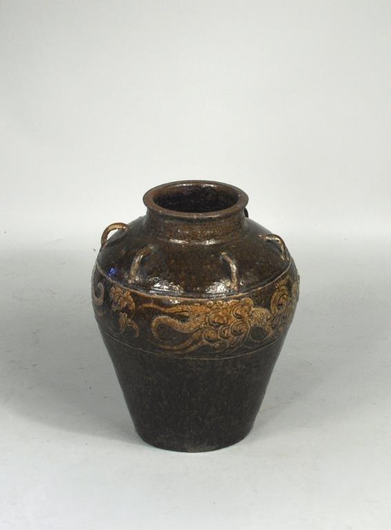 Large Chinese Tang Dynasty Jar - 2