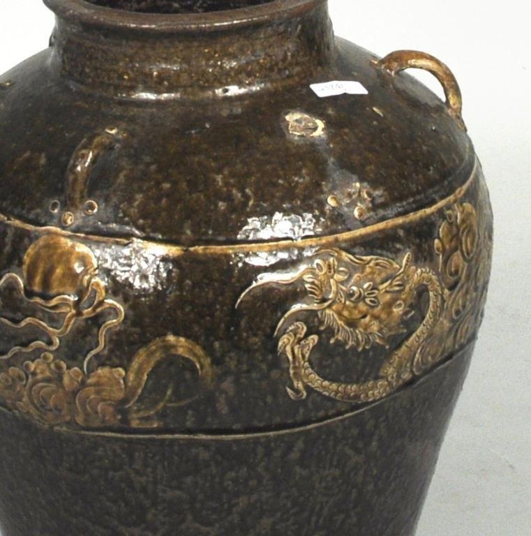 Large Chinese Tang Dynasty Jar - 4