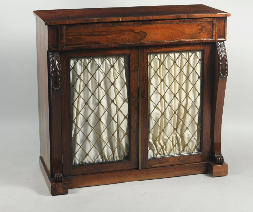 Regency Two Door Cabinet