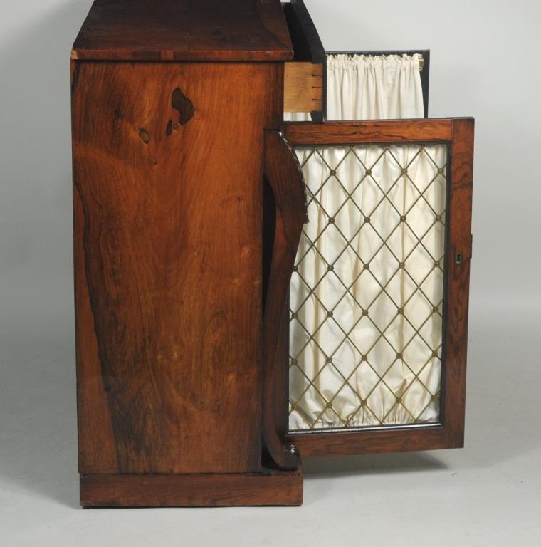 Regency Two Door Cabinet - 4