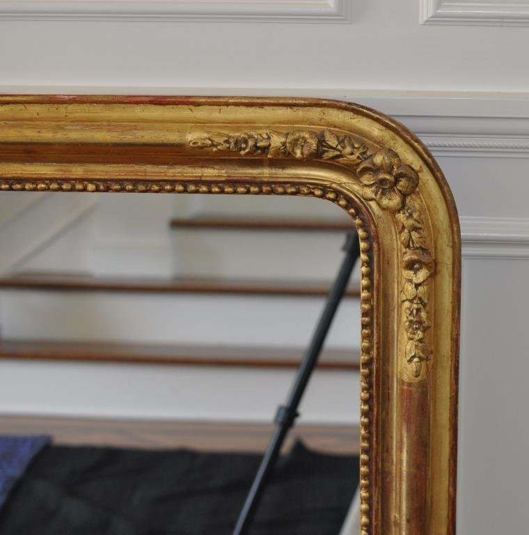 Victorian Giltwood Mirror - 3