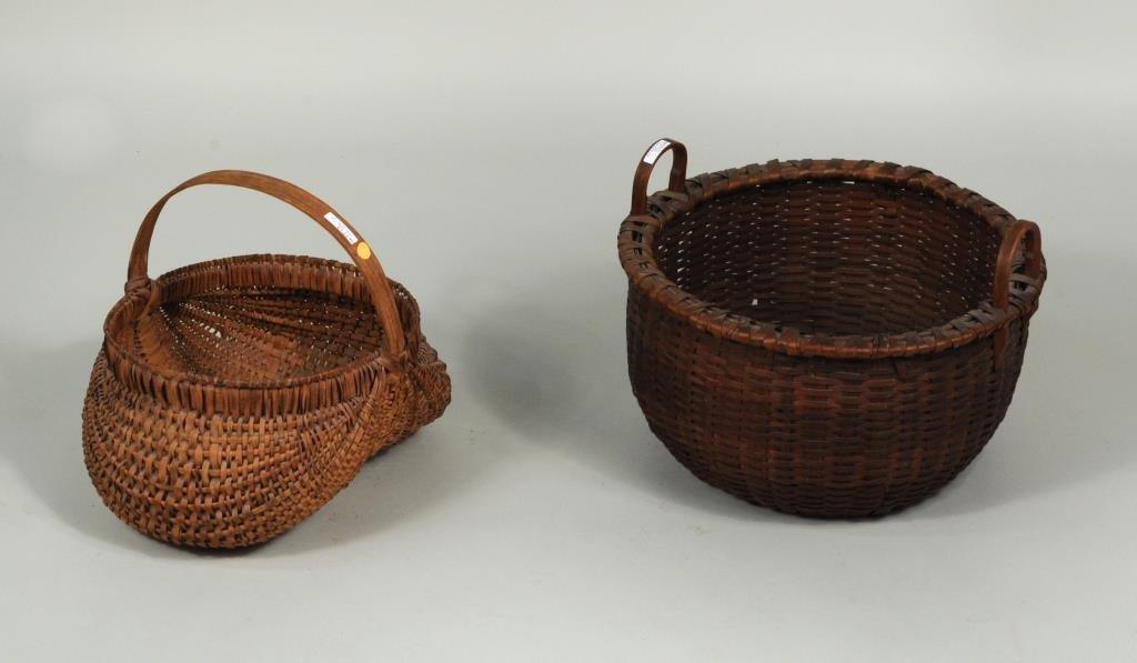 Group Four Splint Baskets - 2