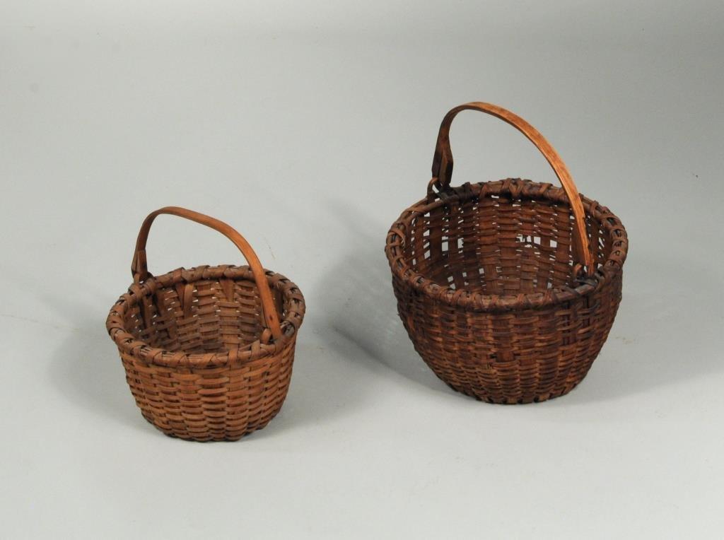 Group Four Splint Baskets - 5