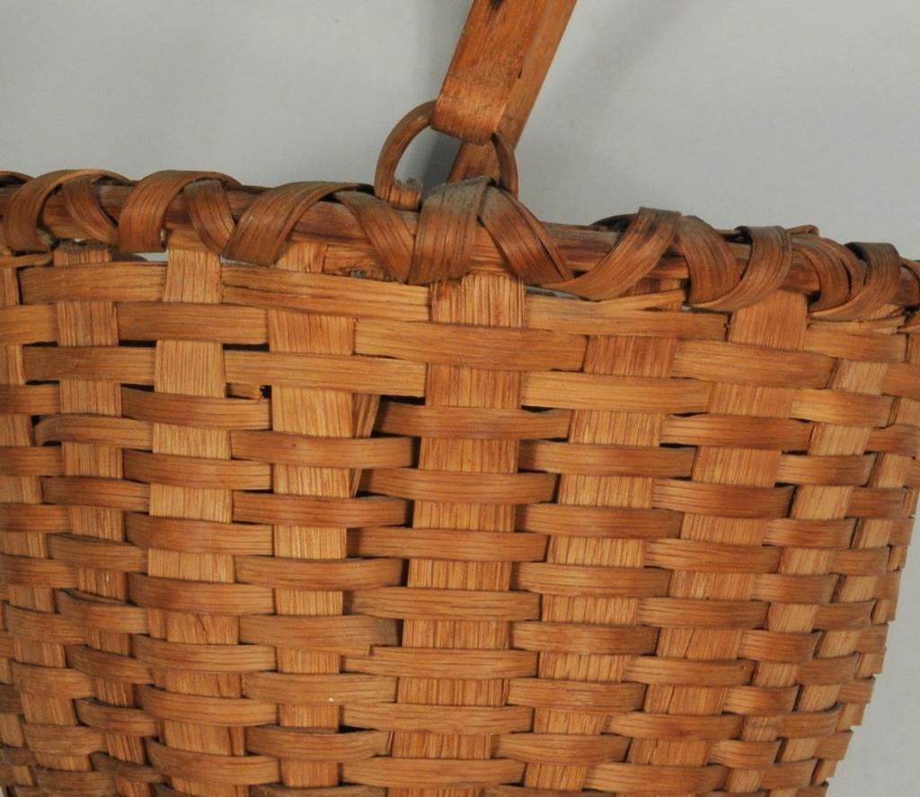 Group Four Splint Baskets - 7