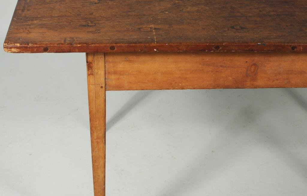 Rectangular Top Tavern Table, Late 18th Century - 2