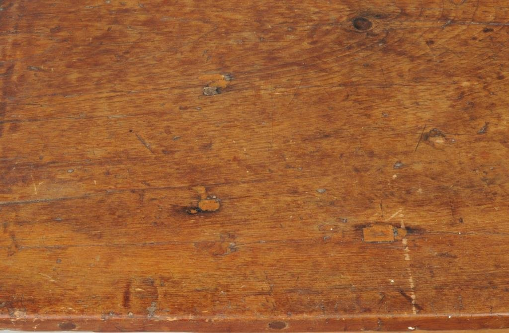 Rectangular Top Tavern Table, Late 18th Century - 3
