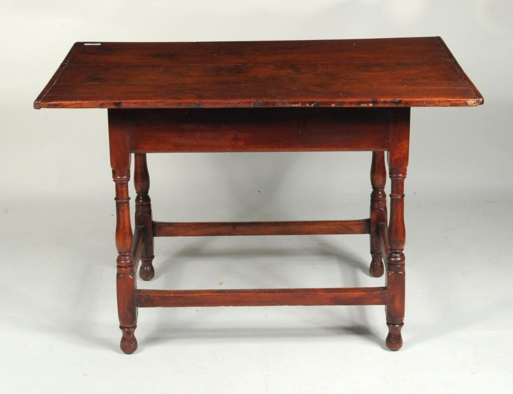American Country Maple & Pine Tavern Table - 3