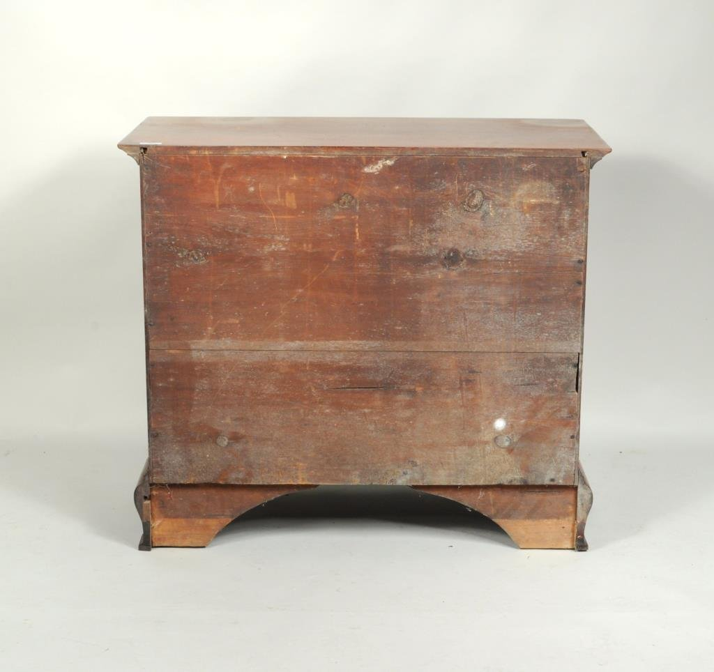 Connecticut Chippendale Cherry Chest - 2