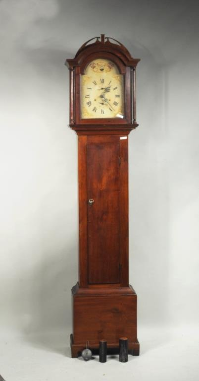 American Cherrywood Grandfather Clock