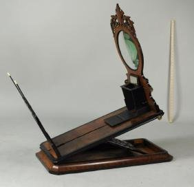 Large Elaborate French Ziegler Graphiscope Viewer