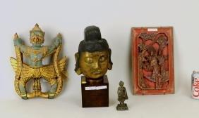 Group Four Asian Items